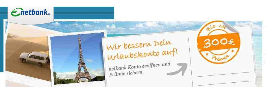 [hgwg] Netbank Aktion: Girokonto mit bis zu 300€ Prämie eröffnen (50€ Startguthaben + 250€ in Coins)