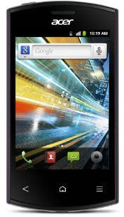[ebay Wow] Android Smartphone: Acer Liquid Express E320 (UMTS, 5MP Cam) inkl. Versand 89,90€