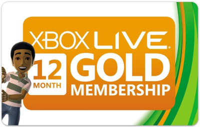 [ebay] XBox Live Mitgliedschaft 14 Monate für 27,50€