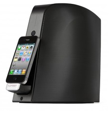 "iPhone/iPod Audyssey Audio Dock Station ""South of Market Edition"" für 249,99€ (statt 300€)"