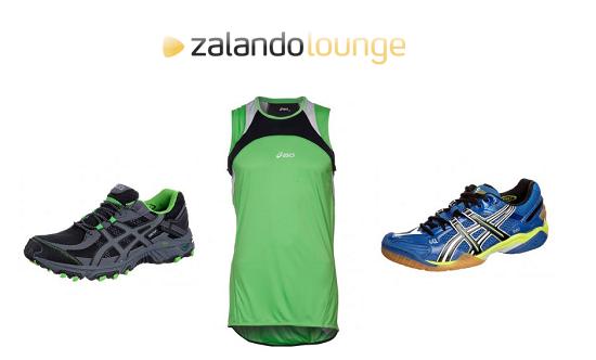 [Zalando Lounge] Asics Aktion: bis zu 56% auf Sportmode