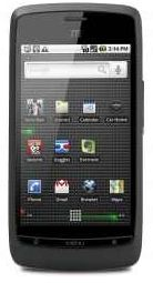 [GetGoods] Android Smartphone: ZTE Blade (Touchscreen, 5 MP Cam) inkl. Versand ab 81,80€