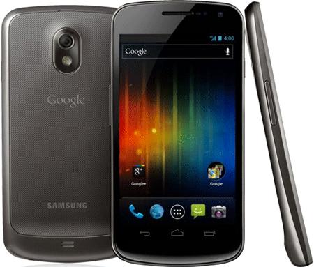 Samsung Galaxy Nexus i9250 (Android 4.0, 16GB) für 304€ inkl. Versand