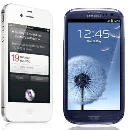 [Handytick] Telekom Call & Surf inkl. Galaxy S3 pebble blue, 16GB 24,95€ montl. (+ Anschlussgeb.)