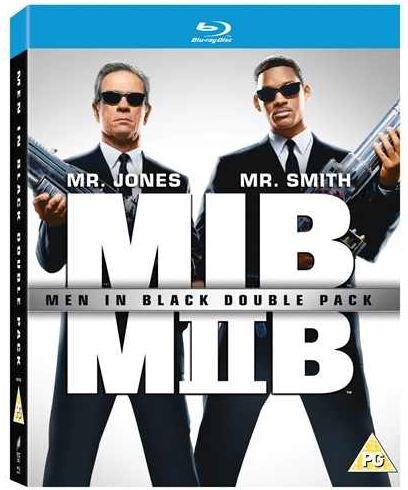 [play.com] Blu ray Box Set: Men In Black I & II inkl. Versand 9,49