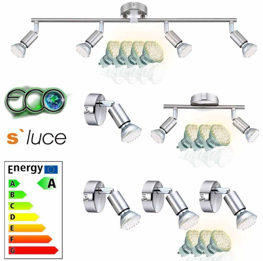 [ebay Wow] LED: Deckenleuchten, Wandleuchten, Balken und Deckenspots, inkl. Versand nur 19,99€