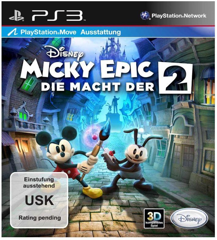 [Amazon] Gamescom Daily Deals: Halo 4 (XBox) 49,95€ Disney Micky Epic ab 29,95€ je inkl. Versand