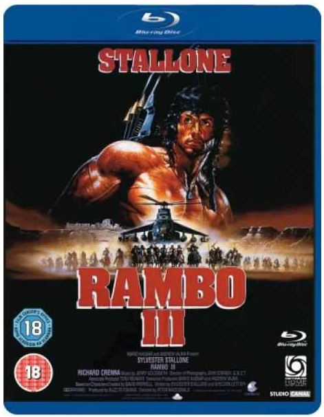 [thehut] Blu ray Box: Rambo 1 – 3  inkl. Versand für je 4,24€