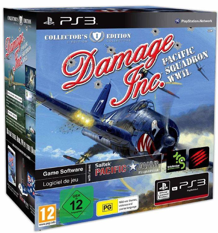 [Amazon] Gamescom Daily Deals: Damage Inc. (XBox & PS3) inkl. Versand ab 39,99€