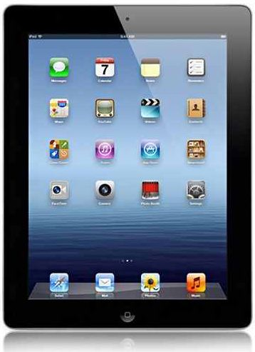 [Logitel] Update! Das neue iPad (16GB 4G WiFi) mit Telekom 5GB Datentarif für effektiv nur 29,99€ monatl.