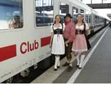 "[DB] Wenns ""O'zapft is: Mit dem Partyzug zum Oktoberfest nach München, Hin u. Rück ab 66€"
