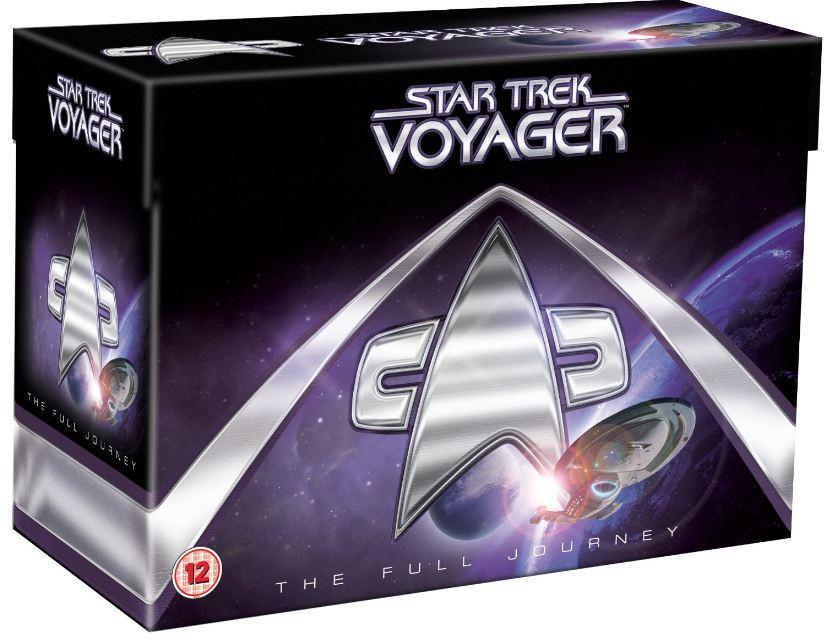 [Amazon UK] Star Trek: Voyager   Complete (48 DVDs) inkl. Versand für nur 78,87€