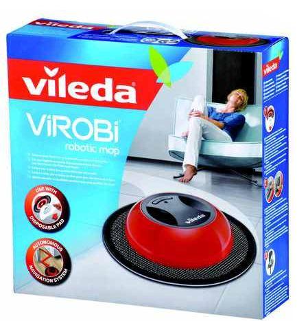 [ebay Wow] Akku Wischroboter: Vileda Virobi inkl. Versand 29,99€