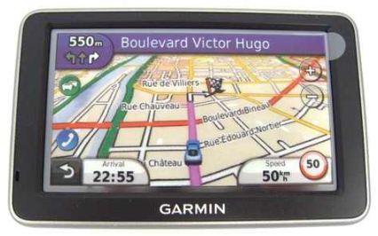 [ebay] Navigationssystem: Garmin nüvi 2360LT inkl. Versand 115,90€