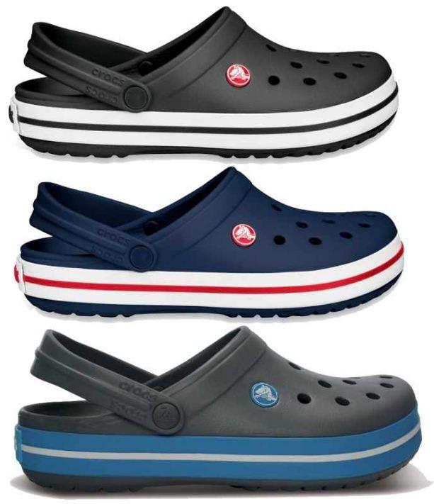 [ebay Wow] Crocs: 3 verschiedene Modelle in den Größen 37 bis 48, inkl. Versand 29,99
