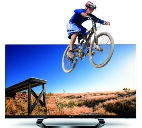 [Amazon] TV Deal des Tages: LG 32 Cinema 3D TV, 81 cm, 100Hz MCI, DVB T/C, USB, Smart TV, inkl. Versand 299€