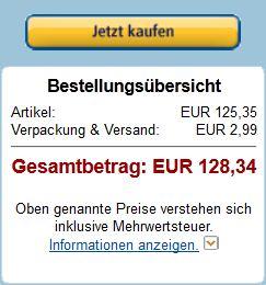 [Amazon] Preisfehler: Kingston SSD Festplatte 240GB (2,5 Zoll), SATA III inkl. Versand nur 128,34€