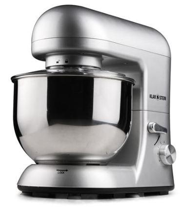 [ebay Wow] Küchenmaschine: Klarstein mit Edelstahl Schüssel, in 2 Farben, je inkl. Versand nur 79,90€