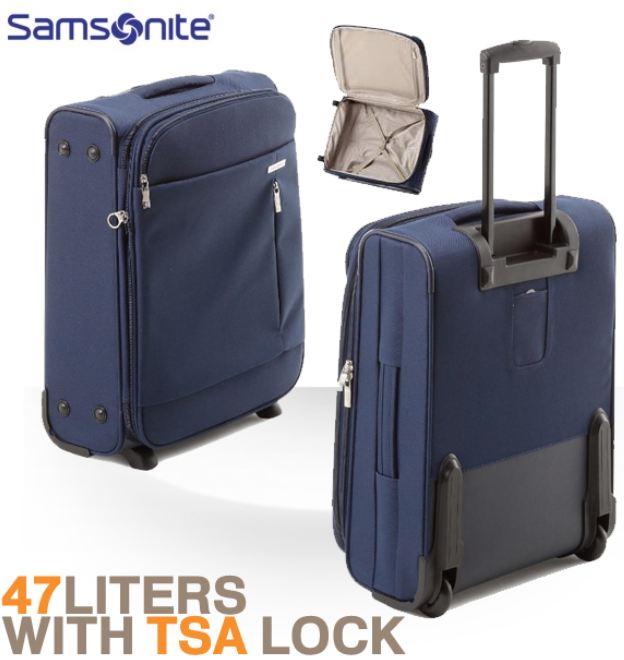 [iBOOD] Trolley: Samsonite S Cape Upright 55, inkl. Versand 55,90€