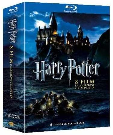 Harry Potter Komplettbox: alle acht Filme für 28€ inkl. Versand