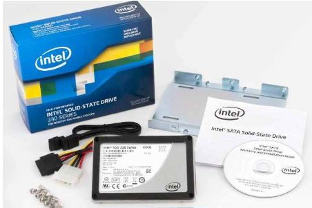 [meinpaket] 240GB SSD Festplatte: Intel 330 Series, SATA III inkl. Versand 172,80€