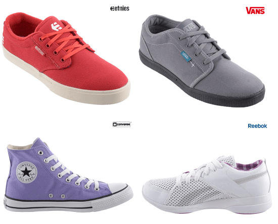 [Plutosport] Sneaker Sunday Sale mit bis zu 75% Rabatt + 10% Gutschein