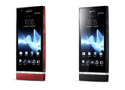 [Amazon Blitzangebot] Sony Xperia P (4 Zoll Touchscreen, 8MP Kamera) für 295€ inkl. Versand