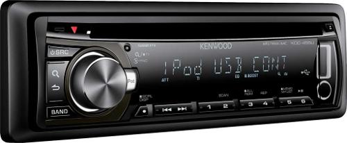[ProMarkt] Autoradio: Kenwood KDC 455UW für 54,99€ inkl. Versand