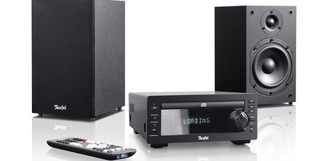 Teufel Kombo 20 Micro HiFi Stereo Anlage für 180 inkl. Versand (Preisvergleich 238€)