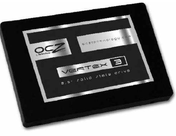 [vibu online] SSD: 240GB OCZ Tech Vertex 3 Max IOPs Series inkl. Versand nur 124,91€