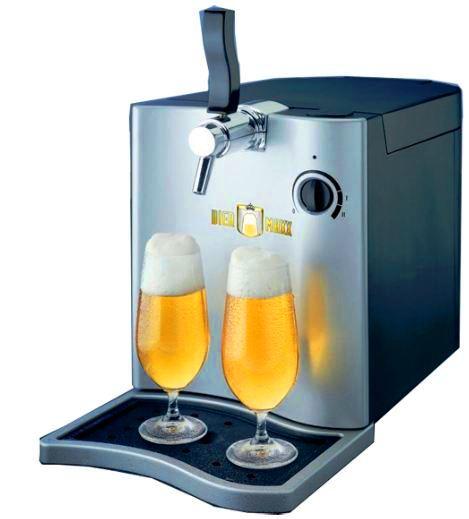 Update! Bier Maxx, für alle handelsüblichen 5L Fässer inkl. Versand 99€