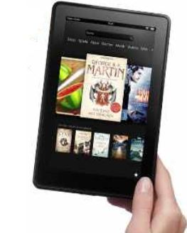 [Amazon] Vorbestellungsstart: Kindle Fire & Kindle Fire HD ab sofort inkl. Versand ab 159€