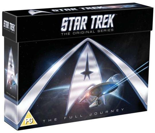 [thehut] Star Trek (TOS) Box: die original Serie auf 23 DVDs inkl. Versand 39,95€