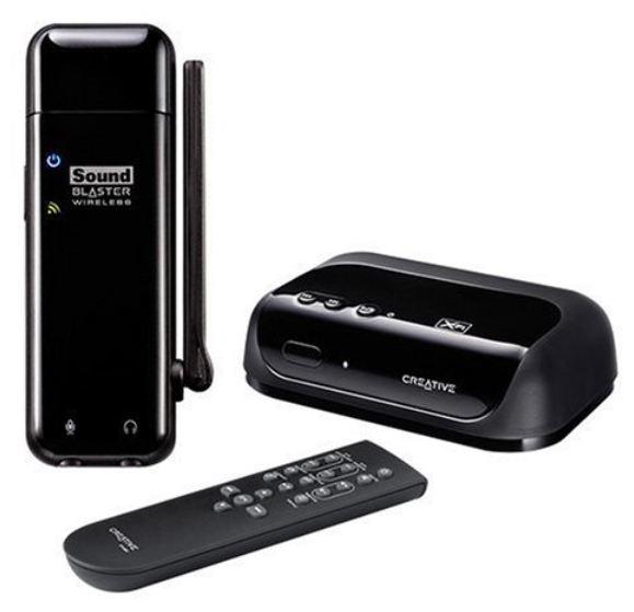 Update! Creative Sound Blaster X Fi Wirelessfür 24,99€