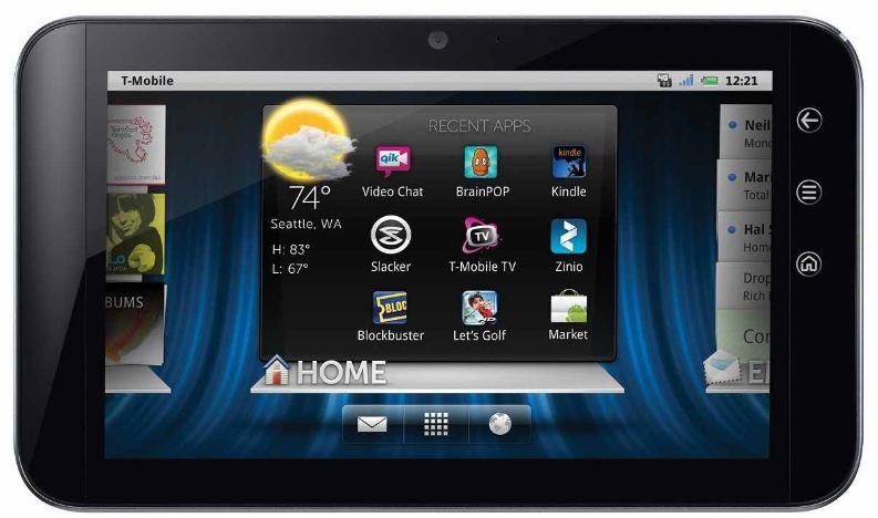 [Lidl] Tipp! 7er Tablet PC: Dell Streak 17,8 cm mit (16GB, SD Karten Slot, Android) inkl. Versand 252,95€