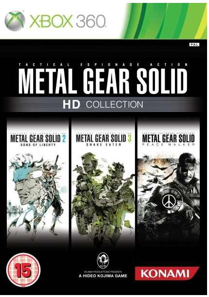 [thehut] PS3 / XBox / PSVITA Game: Metal Gear Solid HD Collection inkl. Versand ab 24,89€