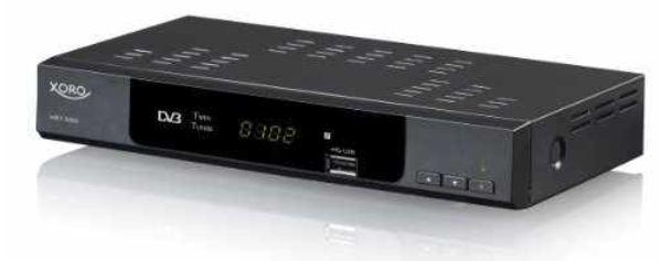 [Amazon WHD] DVB T Receiver: Xoro HRT 5000 Receiver, Twin Tuner (2x Scart, USB 2.0, PVR Ready, Time Shift) inkl. Versand 27,81€