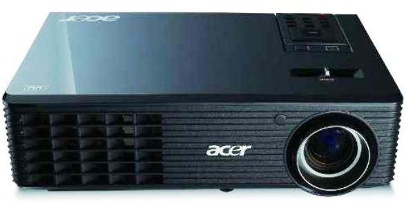 [Amazon] TV Deal des Tages: 3D Acer DLP Projektor, XGA, 1024 x 768 Pixel, 2700 ANSI Lumen, inkl. Version 329€
