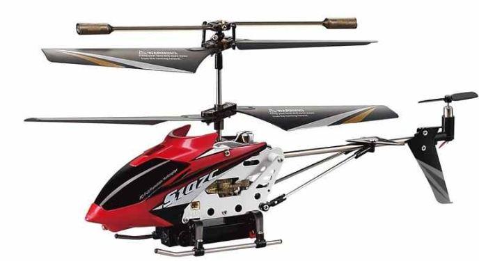 [ebay Wow] mini Heli: RC Hubschrauber 3 Kanal 3D + mit Kamera + LED inkl. Versand 39,99€