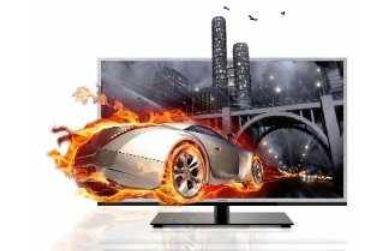 [Amazon] 40er 3D TV: Toshiba mit 101,6 cm und Full HD, 200Hz AMR, DVB T/C, CI+, DLNA, Web TV inkl. Versand nur 399