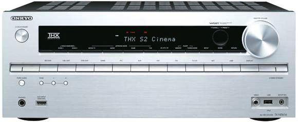 [ebay Wow] 3D 7.2 Heimkino Receiver: Onkyo TX NR 616, Netzwerk, 165 Watt pro Kanal, inkl. Versand 399€
