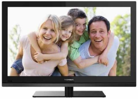 [Amazon] TV Deal des Tages! 24″er FullHD TV: Thomson mit 61cm, DVB C/ T, CI+, 2x HDMI, USB 2.0, inkl. Versand 188€