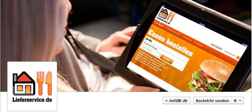 [Lieferservice.de] Tag der Deutschen Einheit! Futter für Alle! 5€ Gutschein (MBW10,01€)!