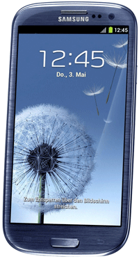 Galaxy S3 (16GB) für 49€ + Telekom Vertrag über Mobilcom nur 19,90€/Monat