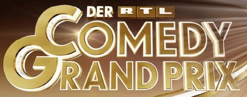 Freikarten für den Comedy Grand Prix von RTL