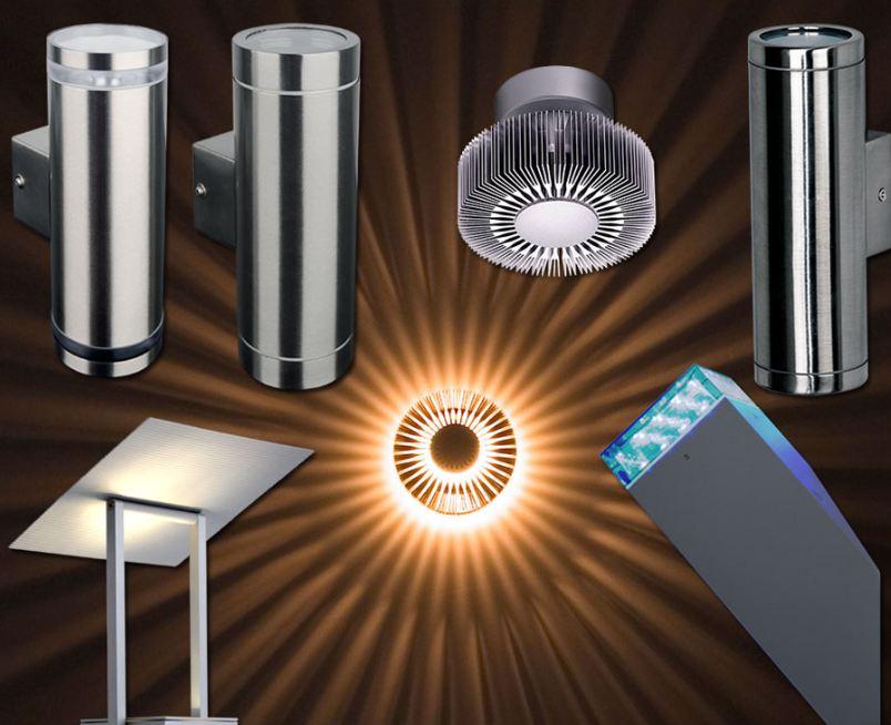 [ebay Wow] Aussen Lampen: 14 verschiedene Modelle inkl. Versand je 19,99€!