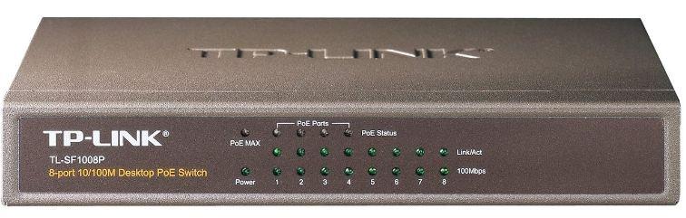 [Amazon] Preisfehler? TP Link: Switch (8 10/100M RJ45 Ports, inkl. 4 PoE Ports) inkl. Versand 21,49€