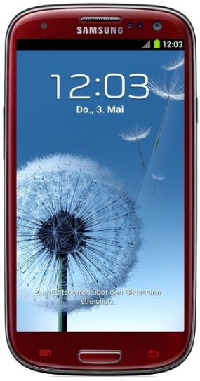 [ebay] Android 4 Smartphone: Samsung Galaxy S 3 i9300 inkl. Versand 459€