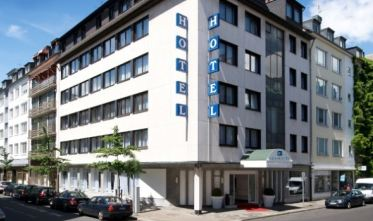 [ebay Wow] Hotelgutschein: 2 Personen, 2 Übernachtungen im 3* Grand City Börsenhotel Düsseldorf inkl. Versand 99€