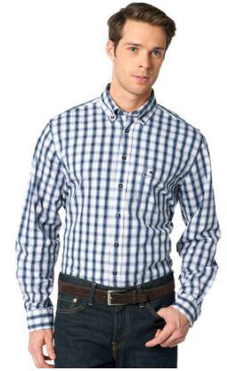 [ebay Wow] Freizeithemd Normal Fit: Camel Active Herren Shirt 1/1 Langarm, in 22 Farben inkl. Versand 19,95€